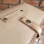 Close-up of Jenna Pocketbook Exterior